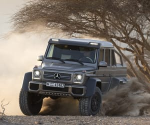 g class, offraod, and 6x6 image