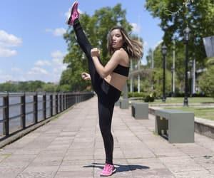 dance, flexibility, and gimnastics image