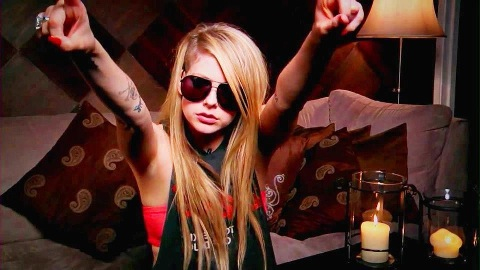 ABC Avril Lavigne Songs on We Heart It