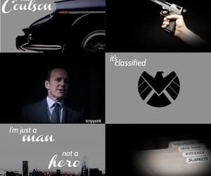 aesthetic, fandom, and phil coulson image