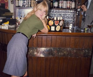 actress, beautiful, and bar image