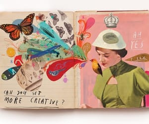 art, notebook, and дневник image