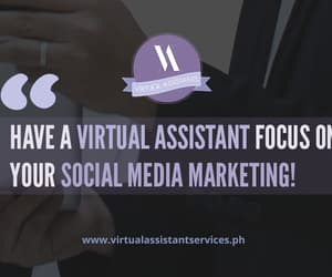 virtual assistant, hire a virtual assistant, and virtual assistant company image