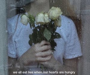 deep, eat, and hungry image