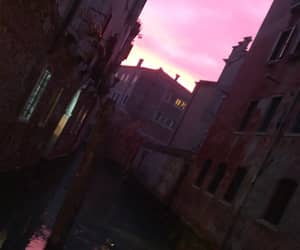 tramonto and venice image