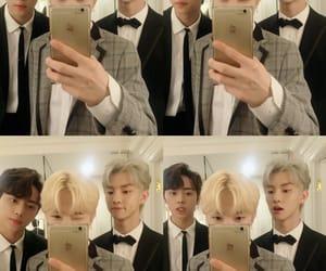 changmin, chanhee, and sunwoo image