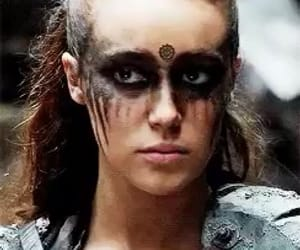 the 100, cw, and alycia image