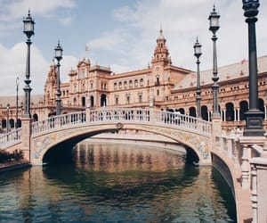 travel, spain, and places image