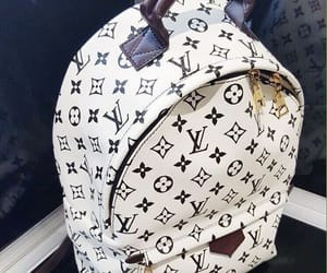 bag, luxury, and white image