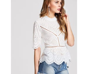fashion, women, and tops image