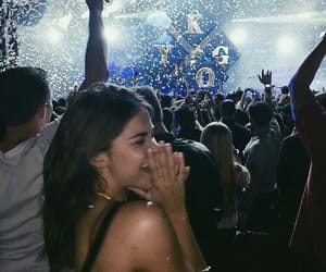 maia mitchell, concert, and party image