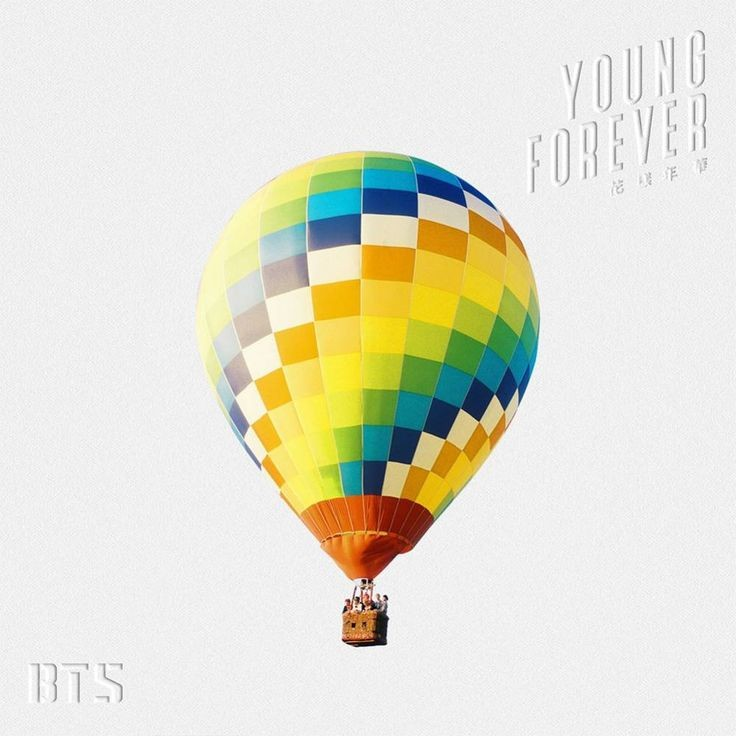 bts, kpop, and young forever image