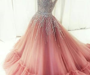 dress, mariage, and Prom image