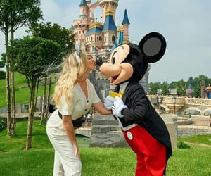 disneyland, perrie edwards, and little mix image
