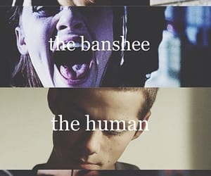 teen wolf, banshee, and werewolf image
