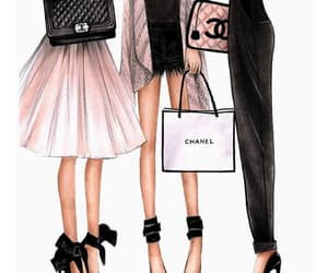 art, shopping, and chanel image