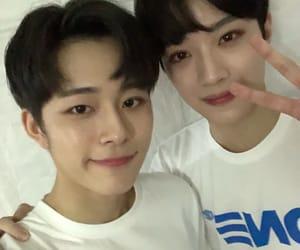 seonho, guanlin, and byeongaris image