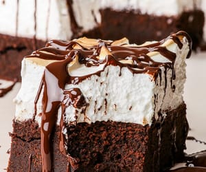 chocolate, food, and dessert image