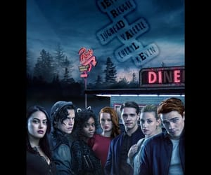 Archie, Betty, and Cheryl image