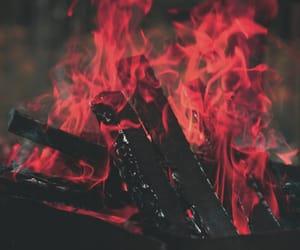 flames image