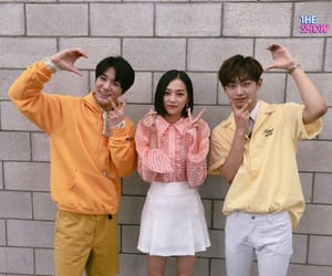 yongguk and jeno image