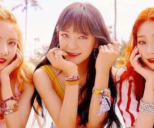 semina, sejeong, and mina image