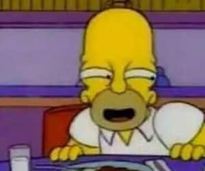 funny, Homero, and jaja image