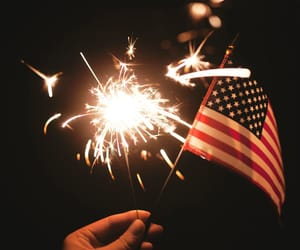 article, independence, and fireworks image