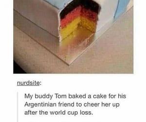 argentina, funny, and germany image