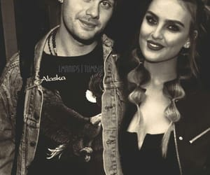 michael clifford and perrie edwards image