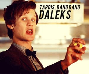 doctor who, gif, and tardis image