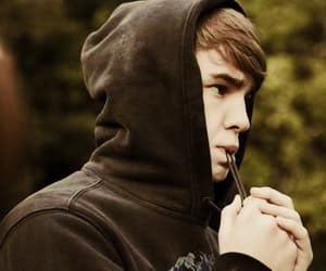boy, nico mirallegro, and my mad fat diary image