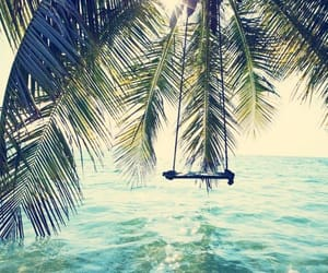 summer, sea, and beach kép