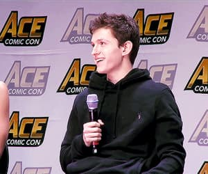 gif, tom holland, and actor image