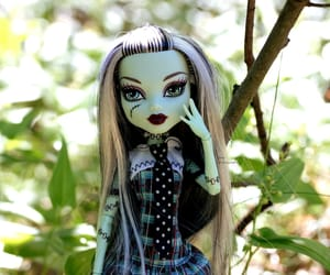 dolls, mh, and monster high image