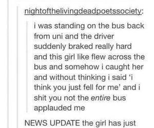black and white, bus, and comedy image