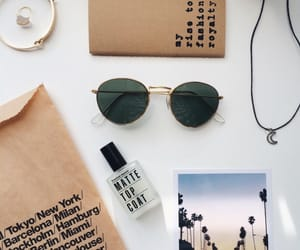 sunglasses, fashion, and indie image