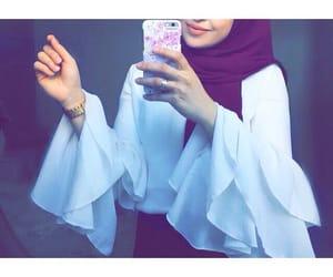 hijab, Algeria, and girl image