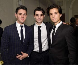 riverdale, boy, and suit image