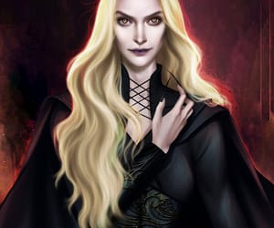 witch, sarah j maas, and throne of glass image