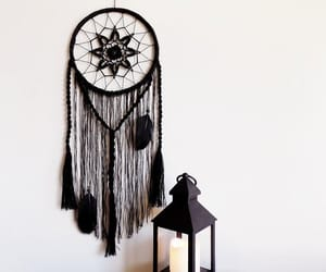 bohemian, dream catcher, and etsy image