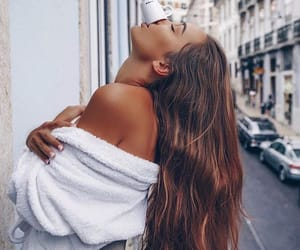 beauty, goals, and lifestyle image