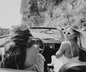travel, summer, and friends image