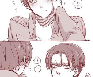 adorable, levi, and nosebleed image