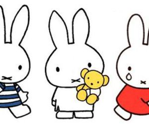 melody, miffy, and cute image