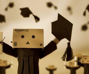 graduate, تخرج, and خريج image