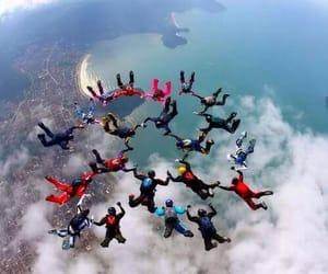 inspiracion, salto, and paracaidismo image