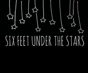 all time low, so wrong it's right, and six feet under the stars image