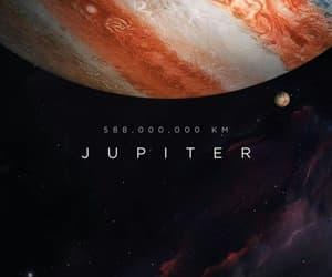jupiter, space, and wallpaper image