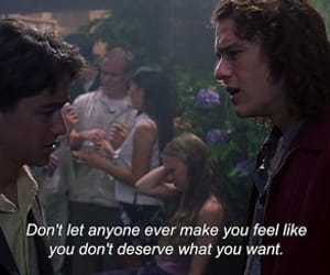 quotes, 10 things i hate about you, and heath ledger image